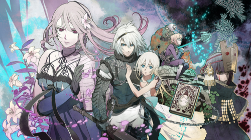 Anime wallpaper with anime called Nier Replicant