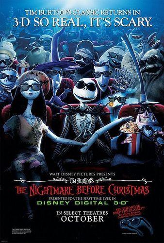 Nightmare before क्रिस्मस
