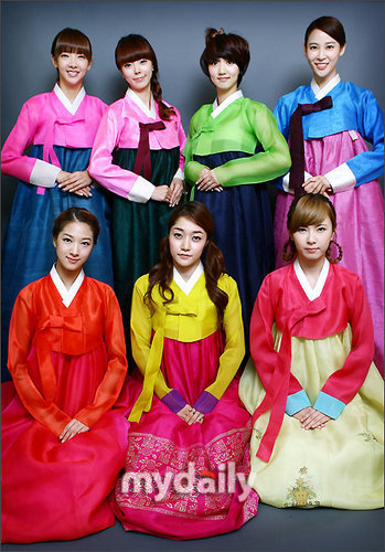 Nine Muses - Happy Chuseok