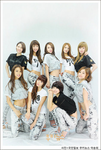 Nine Muses Обои probably with a portrait titled Nine Muses