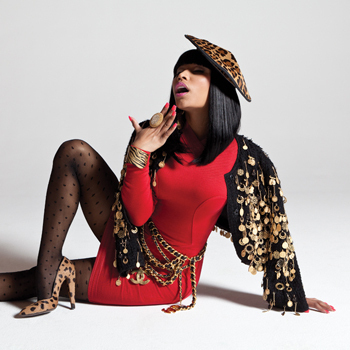 Nylon Magazine Shoot (2010) - nicki-minaj photo
