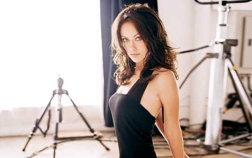 Olivia Wilde Hintergrund called Olivia <3