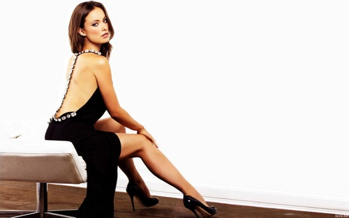 Olivia Wilde Hintergrund containing tights entitled Olivia <3