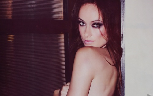 Olivia Wilde Hintergrund containing skin entitled Olivia <3