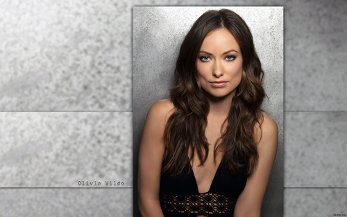 Olivia Wilde wallpaper possibly with a cocktail dress, attractiveness, and a chemise called Olivia <3