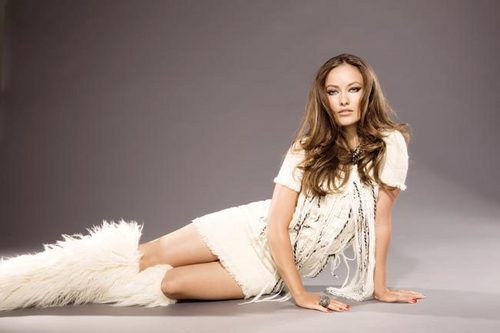 Olivia Wilde's LA Confidential Magazine Photoshoot with Marc Baptiste
