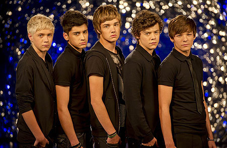 ONE DIRECTION - My fave!! - The X Factor Photo (16655284) - Fanpop