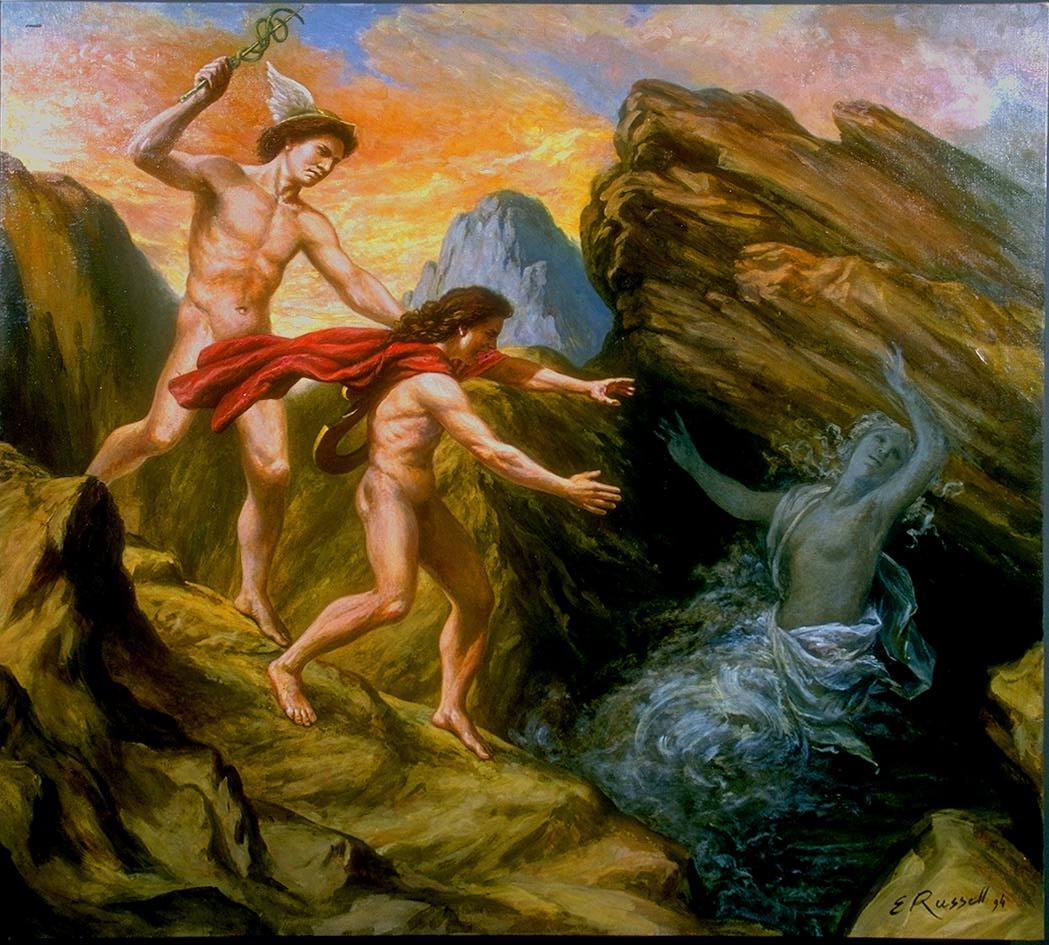 the relationship of greek mythology and christianity Essays from bookrags provide great ideas for divine comedy dante includes greek mythology clashes between christianity and classical mythology in.