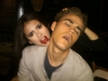 Paul&Nina - paul-wesley-and-nina-dobrev photo
