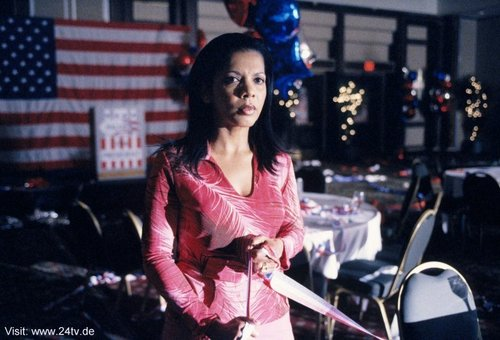 Penny Johnson Jerald as 셰리 주, 셰리, 셰 리 Palmer