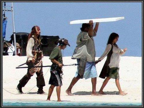 Pirata ng Carribean