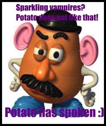 Potato's wisdom :)