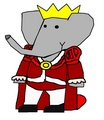 Prince Alexander - babar-the-elephant fan art