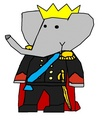 Prince Pom - babar-the-elephant fan art