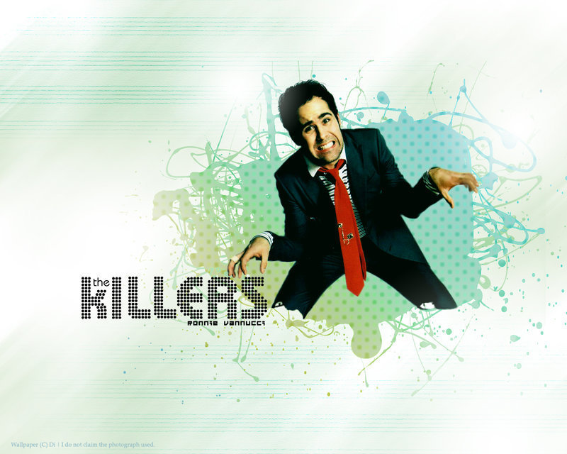 the killers wallpaper. The Killers Wallpaper
