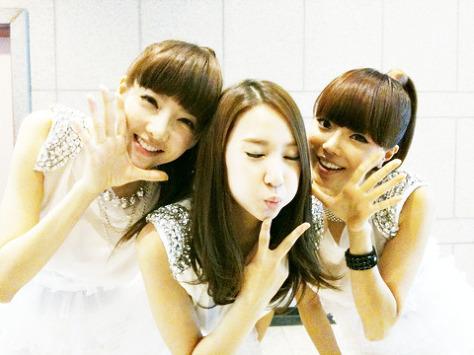 Rana, Lynn & Bini