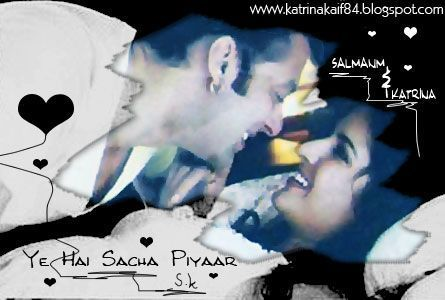 Salman Khan And Katrina Kaif wallpaper titled Sallukat