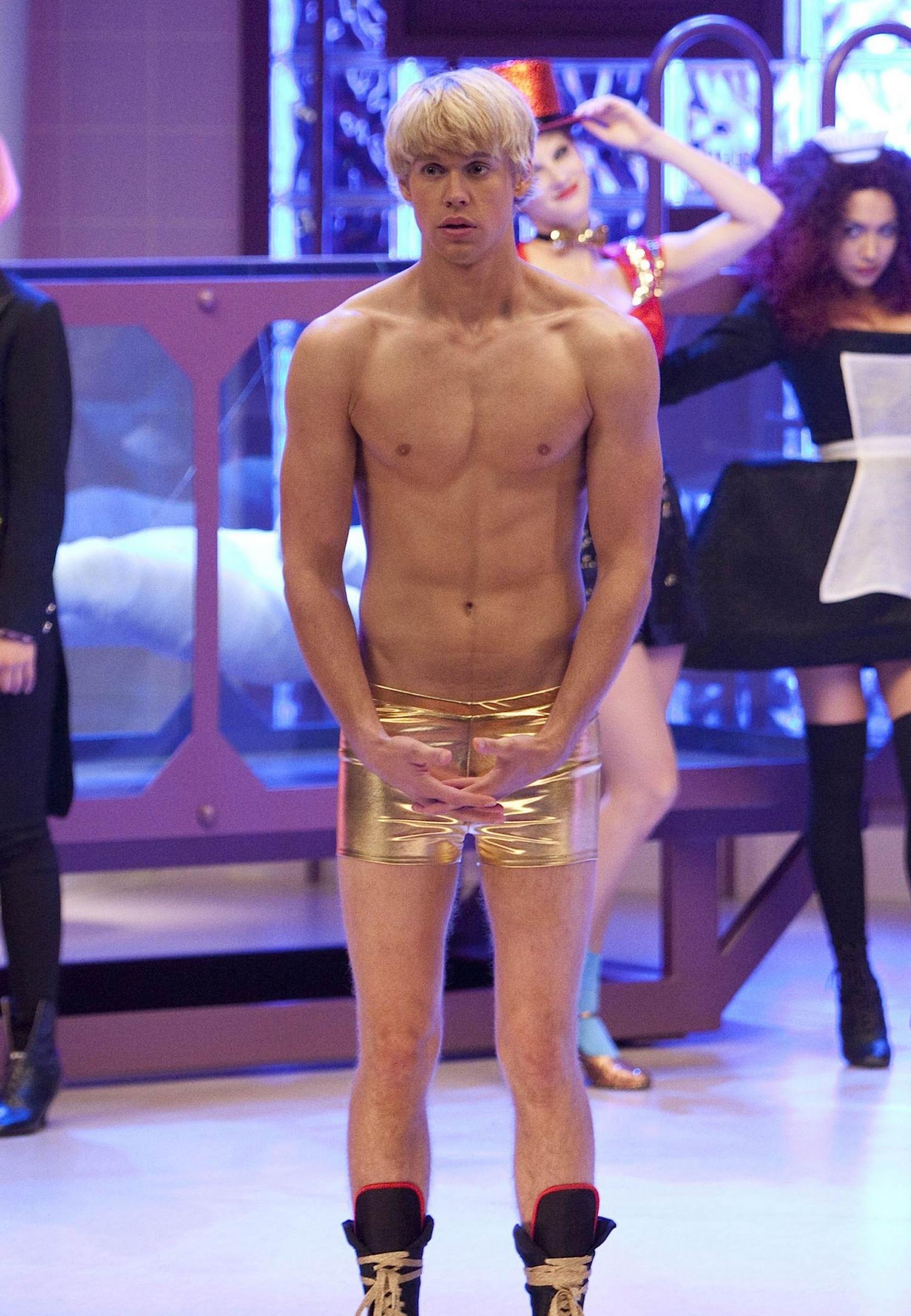 Glee Sam Evans