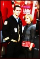 Sam Witwer & Allison Mack