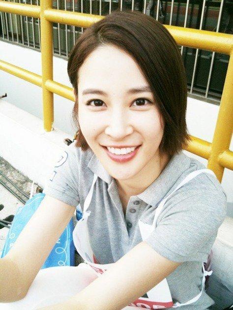 Sam at Idol estrella Athletics Championships Chuseok Special