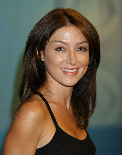 Sasha @ 2003 TCA Summer Press Tour - CBS Party