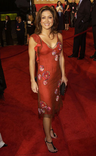 Sasha @ 29th Annual People's Choice Awards - Arrivals