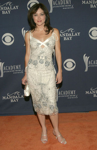 Sasha @ 39th Annual Academy of Country Music Awards - Arrivals