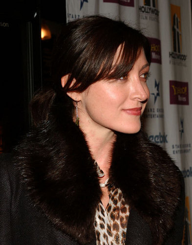 Sasha @ A l'amour Song For Bobby Long Los Angeles Premiere