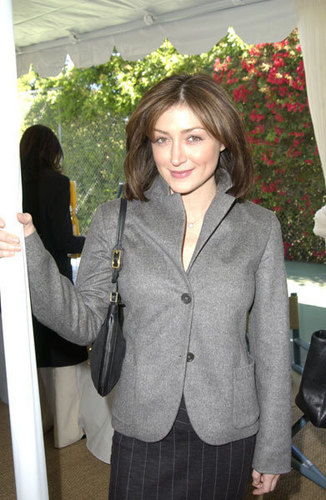 Sasha @ Coach Luncheon to Benefit Peace Games