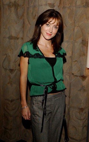 Sasha @ InStyle Summer Party 2003