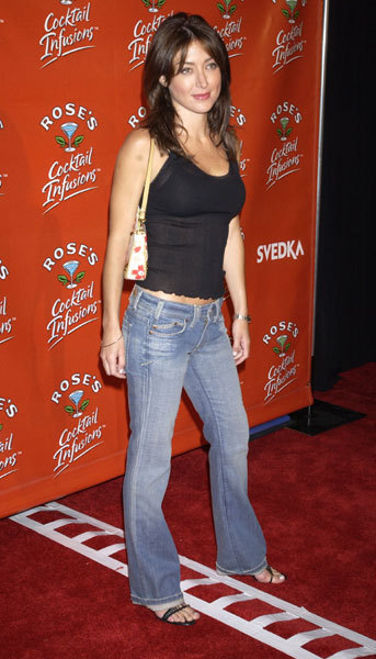 Sasha @ Rose's Cocktail Infusions Launch Party Hosted by Aisha Tyler