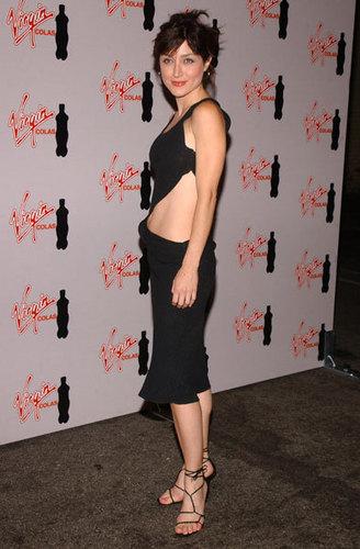 Sasha @ Virgin Cola at the Post एमटीवी Movie Awards Party