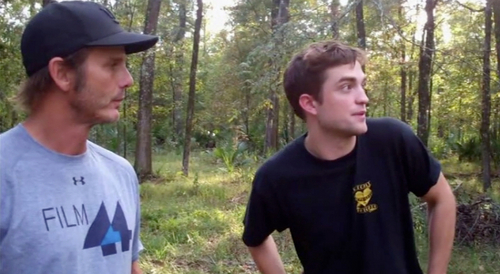Screencaps from the Taft School day off video featuring Robert Pattinson - robert-pattinson Photo