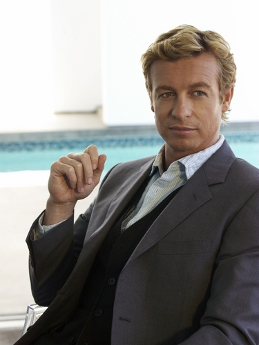 Simon Baker karatasi la kupamba ukuta containing a business suit, a suit, and a well dressed person entitled Simon Baker