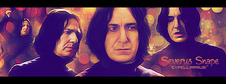 Snape Duel signature