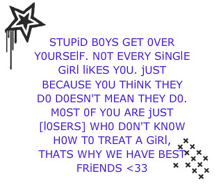 Stupid Boys
