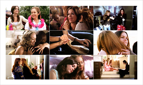 Summer Roberts & Taylor Townsend The O.C