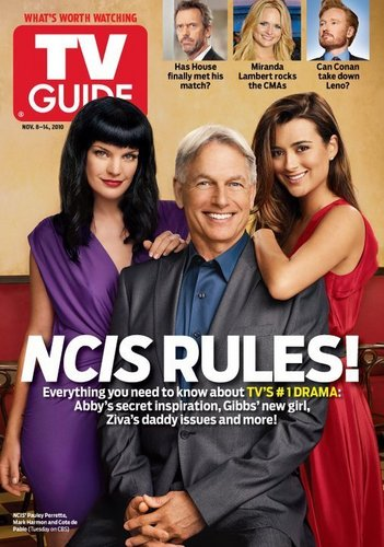Tiva fondo de pantalla with a portrait entitled TV guide COVER!!