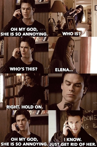 TVD; Mean Girls Style LOL.