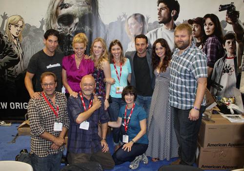 TWD cast & crew