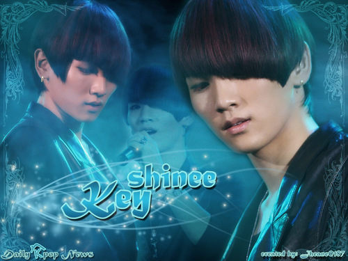 The Almighty Key - shinee Wallpaper