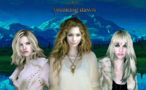 The Denali Sisters, Breaking Dawn