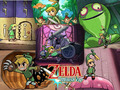 The Minish Cap - the-legend-of-zelda wallpaper