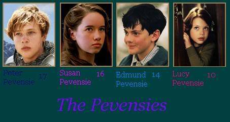 The Pevnsies