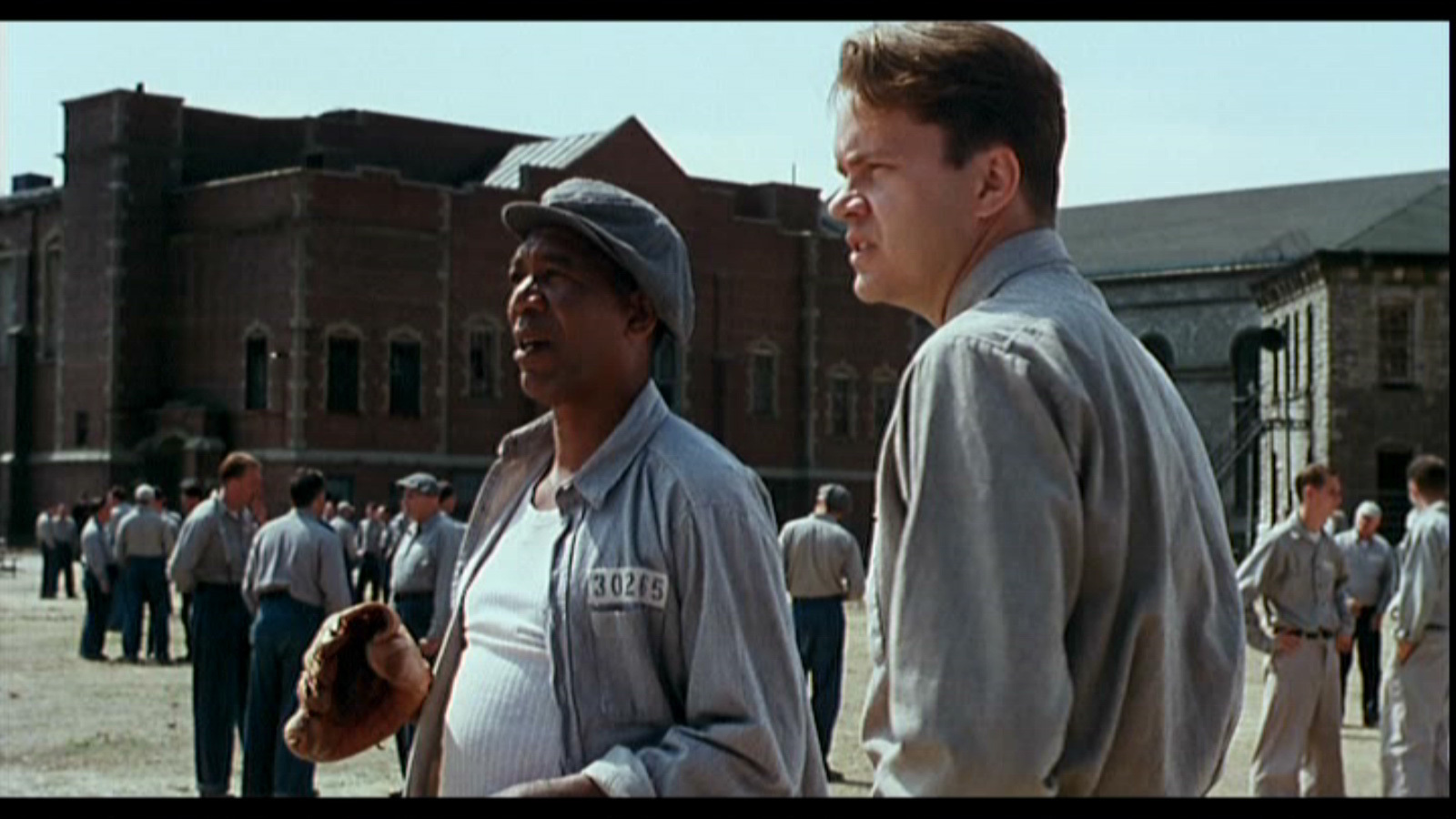 belonging in shawshank redemption and jasper The famous oak tree that served as a symbol of freedom and liberation in what was arguably the best film of the '90s, the shawshank redemption, has been.