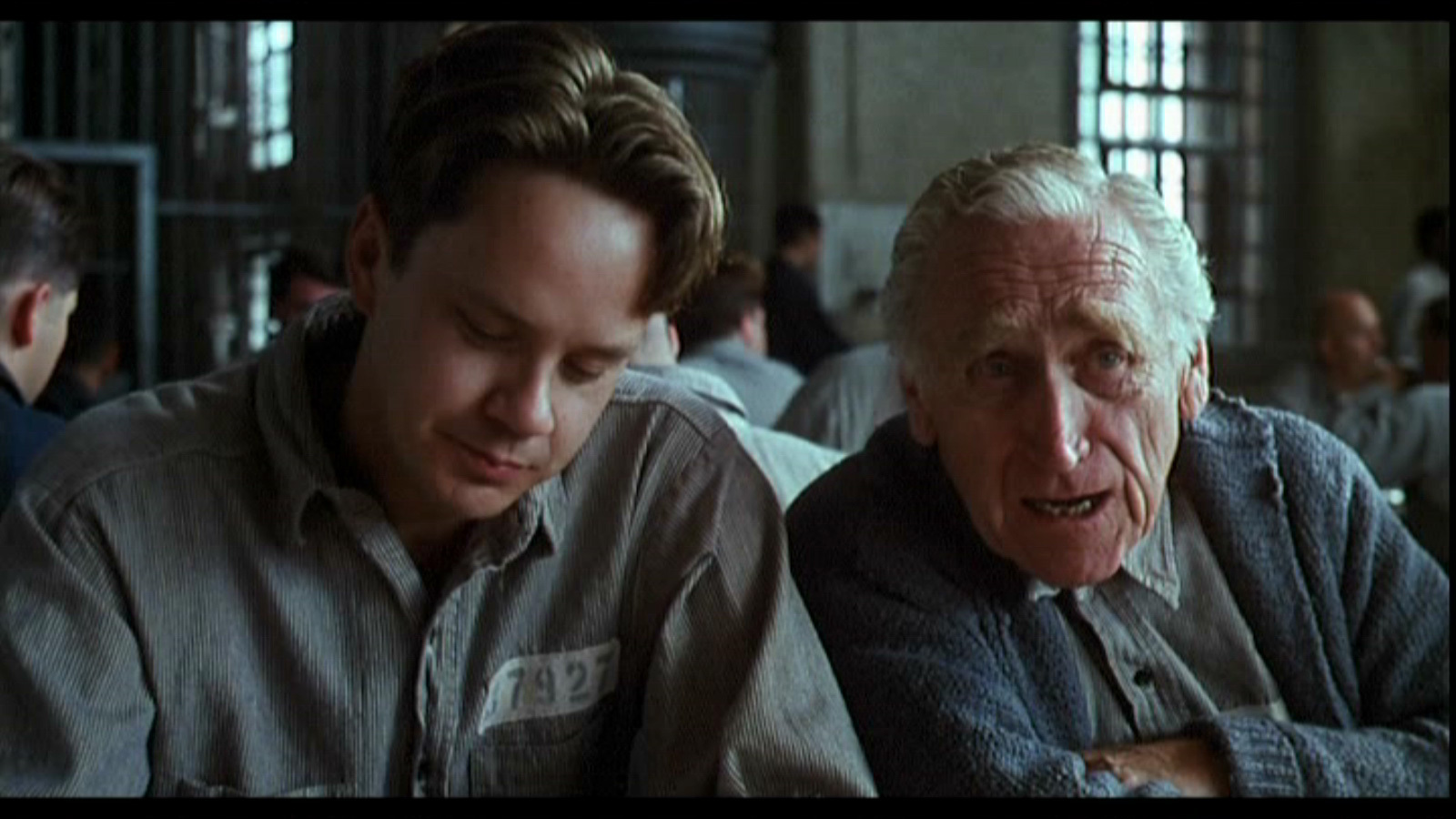 "belonging in shawshank redemption and jasper Relationship between characters: shawshank redemption essay  in the film ""shawshank redemption"" there is a character by the name of andy dufresne (tim robbins) who is accused of murdering his wife and her lover."