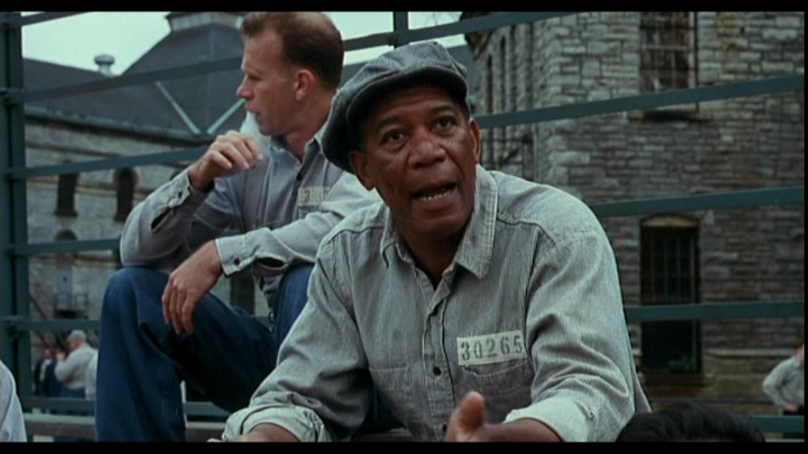 the shawshank redemption The the shawshank redemption community note includes chapter-by-chapter summary and analysis, character list, theme list, historical context, author biography and quizzes written by community members like you.