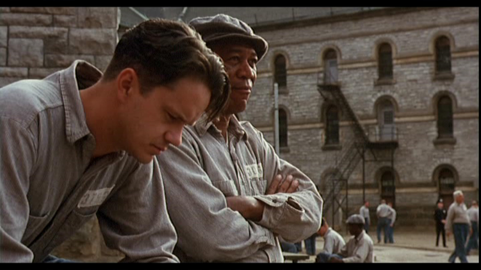 "How does ""The Shawshank Redemption"" illustrate the power of hope"