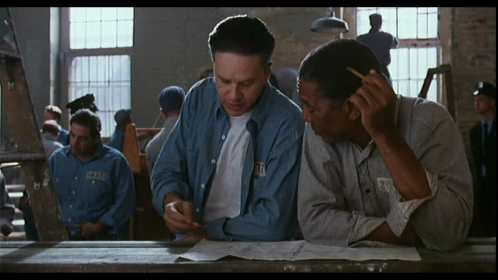 a movie analysis of the shawshank redemption If you have seen the shawshank redemption, i invite you to join me in breaking down and analyzing the movie this week we are going to inspect shawshank redemption one of the best movies ever for sure if you haven't seen the shawshank redemption, stop whatever you're doing and.