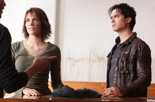 The Vampire Diaries - Episode 2.09 - Katerina - Promotional 照片